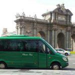 Autobuses de lujo Madrid