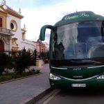 Autobuses de lujo Sevilla
