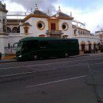 Autobuses de lujo en Sevilla