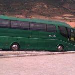 Autobuses en la Rioja Alavesa
